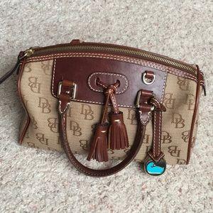Dooney and Bourke small satchel